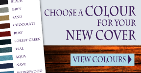 Choose a Colour for Your New Cover | View Colours | Colour swatches